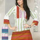 Indian Ethnic Bollywood Designer Beautiful Kurti Tops - X 11