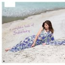Sari Saree Faux Georgette Designer Printed With Unstitch Blouse - SM 896C N