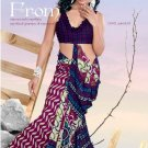 Casual Partywear Faux Georgette Printed Designer Saree - Ts 29005b N