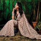 Sarees Sari Partywear Faux Georgette Designer Printed With Blouse - SM 621 N