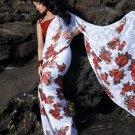 Sarees Sari Partywear Faux Georgette Designer Printed With Blouse - SM 193 N