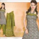Soft Cotton Partywear Printed Shalwar & Salwar Kameez With Dupatta - X 5542 N