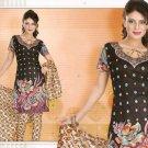 Soft Cotton Partywear Printed Shalwar & Salwar Kameez With Dupatta - X 5532 N