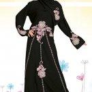 Abayas Burka Burkah 3 Piece Niqab Hijab Hajab Abaya Set - RsJahida