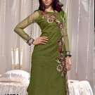 Designer Embroidered Suit Shalwar Salwar Kameez Indian Bollywood - X 1207a