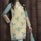 Designer Embroidered Suit Shalwar Salwar Kameez Indian Bollywood - X 9017a