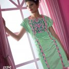 Indian Ethnic Bollywood Designer Beautiful Kurti Tops - X1125