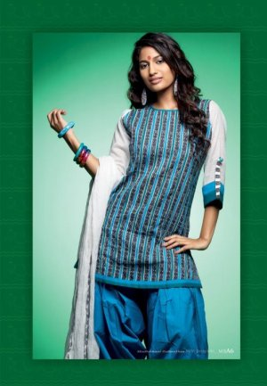 Indian Ethnic Bollywood Designer Beautiful Kurti Tops - X MBA-6