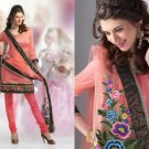 Shalwar Salwar Kameez Indian Bollywood Designer Embroidered Fancy - X 2001a