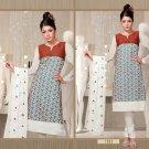 Indian Bollywood Designer Embroidered Shalwar & Salwar Kameez - X1302