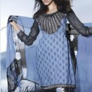 Soft Cotton Designer Embroidered Shalwar & Salwar Kameez With Dupatta - X 8077b