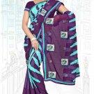 Indian Bollywood Designer Saree Embroidered Sari - Tu6751