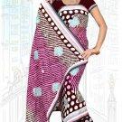 Indian Bollywood Designer Saree Embroidered Sari - Tu6743