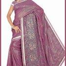 Indian Bollywood Designer Saree Embroidered Sari - TU6171