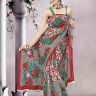 Indian Bollywood Designer Saree Embroidered Sari - TU514 -1