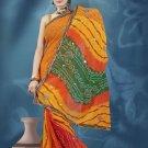 Indian Bollywood Designer Saree Embroidered Sari - TU513 -1