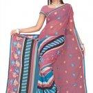 Indian Bollywood Designer Saree Embroidered Sari - TU453