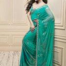 Indian Bollywood Designer Manish Malhotra Designer Saree Sari - X130