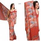Indian Bollywood Designer Printed Saree Sari  - X 1501