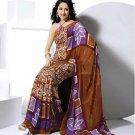 Indian Bollywood Designer Partywear Printed Saree Sari - VF 8313a
