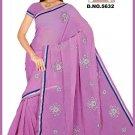 Indian Bollywood Designer Embroidered Saree Sari - Tu5632