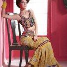 Indian Bollywood Designer Embroidered Bridal Wedding Saree Sari - X 807