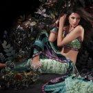 Indian / Pakistani Designer Wedding Bridal Light Work Saree Sari - X 1304