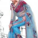 Bollywood Indian Saree Designer Bridal Wedding Sari - X1112