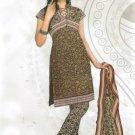 Faux Cotton Designer Printed Shalwar & Salwar Kameez With Dupatta - X 7056 N