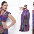 Sari Saree Casual Viscose Bridal Embroidery With Unstitch Blouse - RTN 274 N