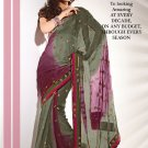 Sari & Sarees Viscose Fancy Embroidered Sarees With Unstitched Blouse - RTN 46 N