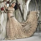 Bollywood Indian Saree Designer Bridal Wedding Sari Partywear - X 4007A