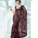 Bollywood Indian Designer Embroidered  Partwear Sarees Sari - HF 1013 A