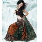 Bollywood Indian Designer Embroidered  Partwear Sarees Sari - HF 1011 A
