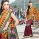 Bollywood Saree Designer Indian Party Wear Sari - X2482