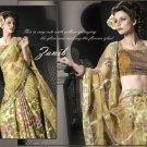 Bollywood Saree Designer Indian Party WEar Sari - X2428