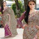 Bollywood Saree Designer Indian Party WEar Sari - X2476