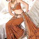 Bollywood Saree Designer Indian Party WEar Sari - X2460