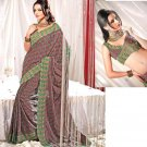 Bollywood Saree Designer Indian Party WEar Sari - X2458