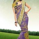 Indian Bollywood Designer Exclusive Printed saree sari - Nt125-b