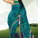 Indian Bollywood Designer Exclusive Printed saree sari - Nt122-a