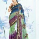 Indian Bollywood Designer Exclusive Fancy Partywear Saree Sari - DZ 1198