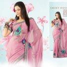 Indian Bollywood Designer Exclusive Fancy Partywear Saree Sari - DZ 1186