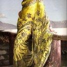 Indian Bollywood Printed Designer Partywear Casual Saree Sari - X 222