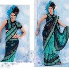 Bollywood Saree Designer Indian Party Wear Sari - X2493