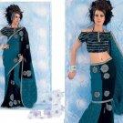 Bollywood Saree Designer Indian Party Wear Sari - X2492