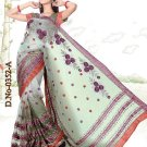 Net Wedding Exclusive Embroidered Sarees Sari With Blouse - GW 0352 A