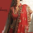Saree Sari Indian Bollywood Designer Embroidered Fancy - X 509