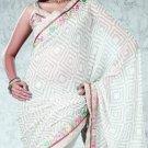 Party Wear Indian Look Sari Royal Look Traditional Sari Saree - X 422B