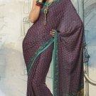 Saree Sari Indian Bollywood Designer Jacquard Fancy - x 7941
